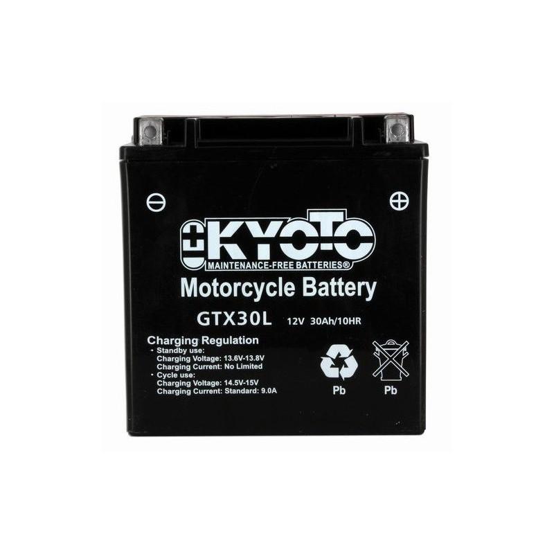 batterie moto 12v 28ah ytx30l 712343 batterie multi services. Black Bedroom Furniture Sets. Home Design Ideas