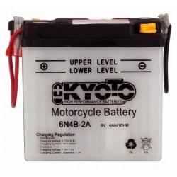 batterie moto tient pas la charge