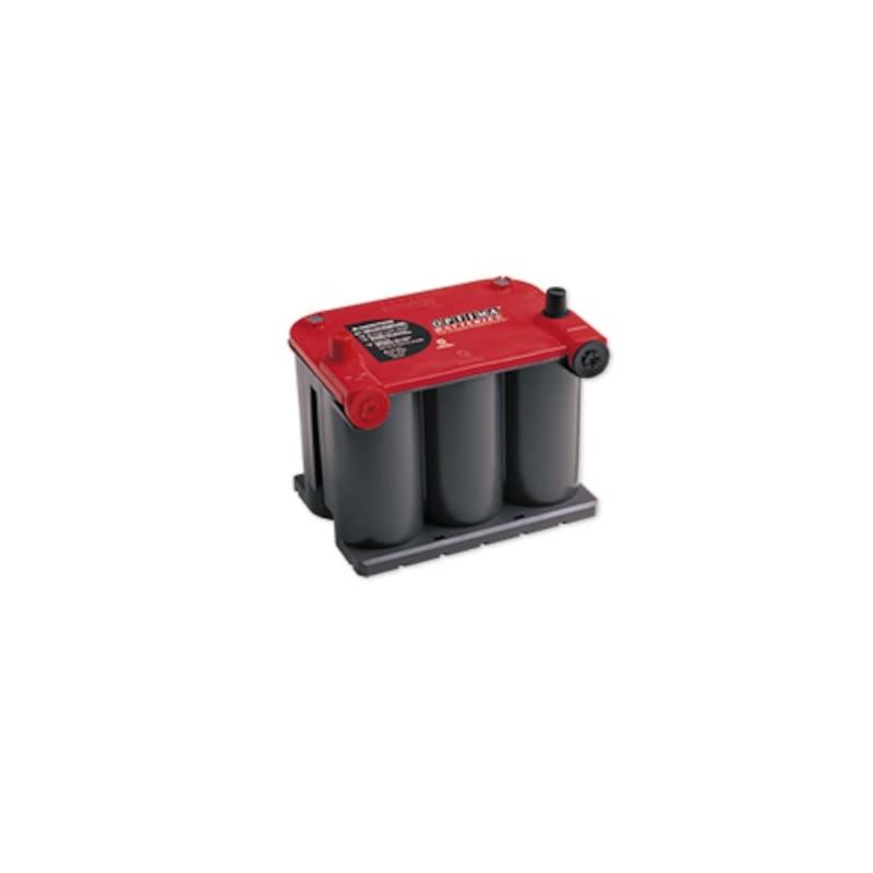 batterie rtu 3 7 optima rouge 12v 44ah 730a batterie. Black Bedroom Furniture Sets. Home Design Ideas