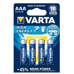 PILE VARTA HIGH ENERGY - 4903 LR03GR AAA