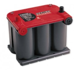 BATTERIE RTU-3.7 OPTIMA ROUGE 12V 44Ah-730A