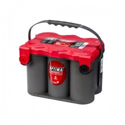 BATTERIE RTF-4.2 OPTIMA ROUGE 12V 50Ah-815A