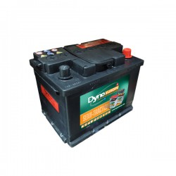 BATTERIE MONOBLOC SEMI TRACTION 12V 60Ah-C20 / 50Ah-C5