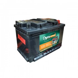 BATTERIE MONOBLOC SEMI TRACTION 12V 75Ah-C20 / 60Ah-C5