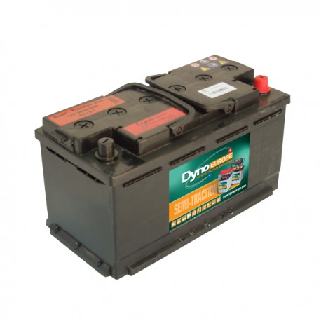 BATTERIE MONOBLOC SEMI TRACTION 90Ah-C20 / 75Ah-C5