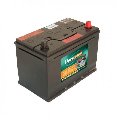 BATTERIE MONOBLOC SEMI TRACTION 12V 120Ah-C20 / 90Ah-C5 MP120