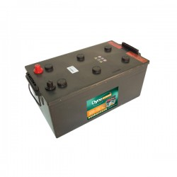 BATTERIE MONOBLOC SEMI TRACTION 12V 230Ah-C20 / 185Ah-C5