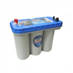 BATTERIE BTDC-5.5 OPTIMA BLEU 12V 75Ah-975A