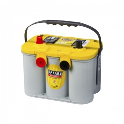 BATTERIE YTU-4.2 OPTIMA JAUNE 12V 55Ah-765A
