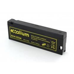 BATTERIE AGM 12V 2.3Ah Exalium