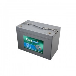 BATTERIE SEMI-TRACTION GEL 12V 87.9Ah-C20 / 71Ah-C5
