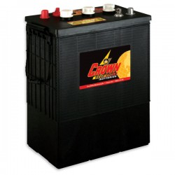 BATTERIE TRACTION MONOBLOC 6V 390Ah-C20 / 310Ah-C5