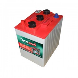 BATTERIE TRACTION TUBULAIRE MONOBLOC 6V 240Ah-C20 / 185Ah-C5
