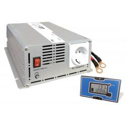 CONVERTISSEUR 24/230V - 2000W - QUASI SINUS UNIPOWER
