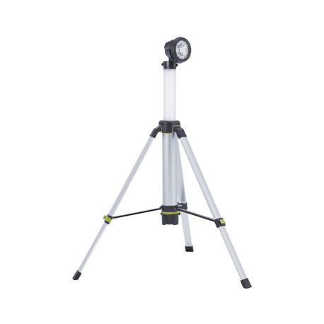 Projecteur LED 20W / 1600 lumens sur trépied