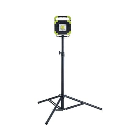 Projecteur LED COB 35W / 3000 lumens sur trépied