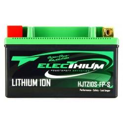 BATTERIE LITHIUM MOTO HJTZ10S-FP-S 12.8V Electhium