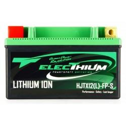 BATTERIE LITHIUM MOTO HJTX12(L)FP-S 12.8V Electhium