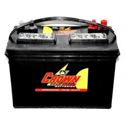 BATTERIE TRACTION MONOBLOC 12V 95Ah-C20 / 75Ah-C5
