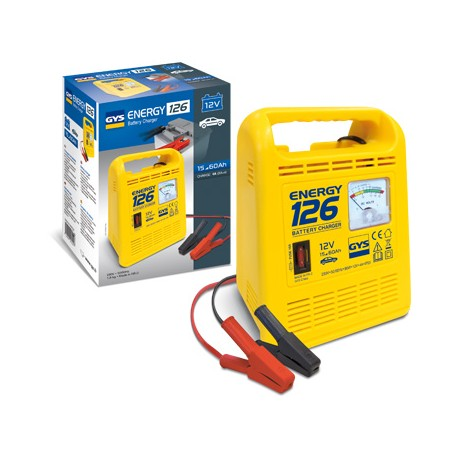 CHARGEUR TRADITIONNEL ENERGY 126 GYS