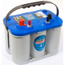 BATTERIE BTDC-4.2 OPTIMA BLEU 12V 55Ah-765A