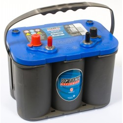 BATTERIE BTSLI-4.2 OPTIMA BLEU 12V 50Ah-815A