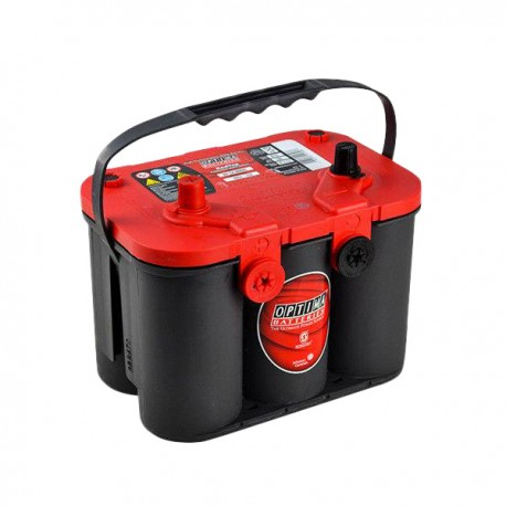 BATTERIE RTU-4.2 OPTIMA ROUGE 12V 50Ah-815A