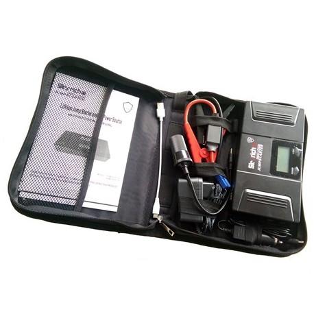 BOOSTER Lithium + chargeur USB + Torche SKYRICH JUMPSTARTER