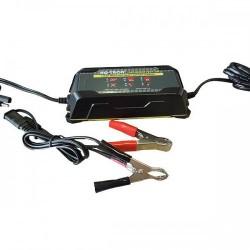 Chargeur / maintien de chargeur AQ-TRON 6V et 12V 1.5A1191