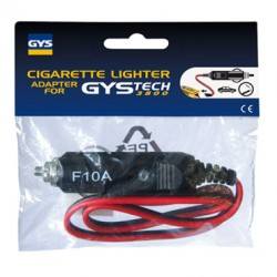 KIT CONNECTION SUPPLÉMENTAIRE allume cigare GYSTECH 3800