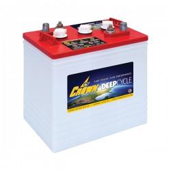 BATTERIE TRACTION MONOBLOC US 6V 235Ah-C20 / 195Ah-C5