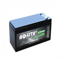 BATTERIE MONOBLOC LIFEPO4 12,8V 7.5Ah 96Wh