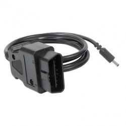 Câble alimentation 12V OBD 1,5m
