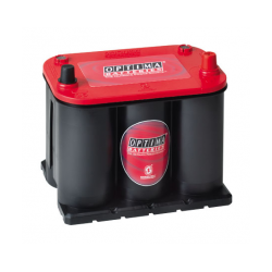 BATTERIE OPTIMA ROUGE 12V 44Ah-730A