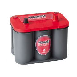 BATTERIE OPTIMA ROUGE 12V 50Ah-815A