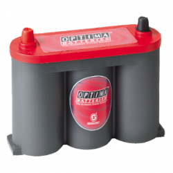 BATTERIE OPTIMA ROUGE 6V 50Ah-815A