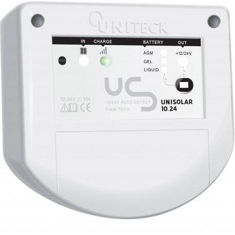 RÉGULATEUR de CHARGE - Simple Batterie. 10A-12/24V