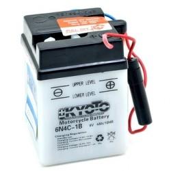 BATTERIE MOTO 6V 4Ah 6N4C-1B / 706048