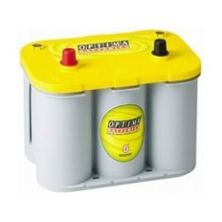 BATTERIE OPTIMA JAUNE 12V 55Ah-765A