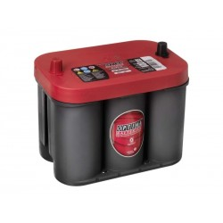 BATTERIE RT C-4.2 OPTIMA ROUGE 12V 50Ah-815A
