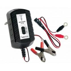 Chargeur / maintien de chargeur UNITECK 6V et 12V 1.5A