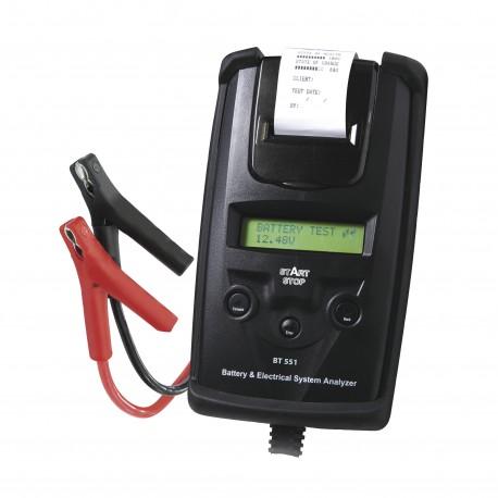 TESTEUR ELECTRONIQUE GYS PRO BT 551 DHC