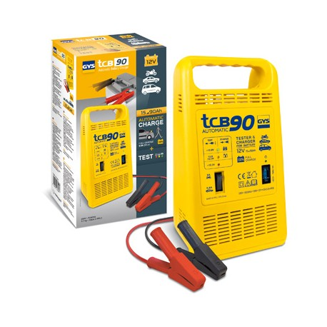 CHARGEUR TCB 90 automatic