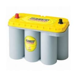 BATTERIE OPTIMA JAUNE 12V 75Ah-975A