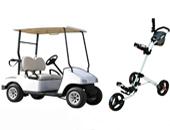 Chariot de golf, Golfette